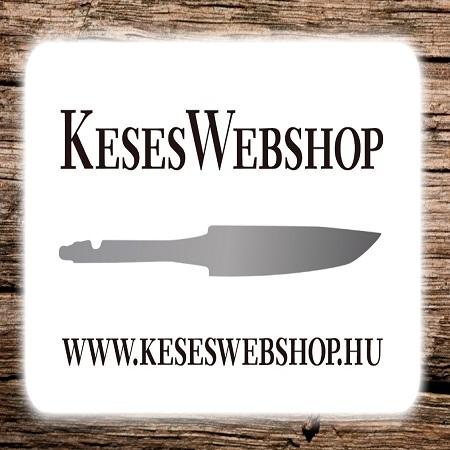 Laminált fa markolat Tömb Kék/FeketeFehér