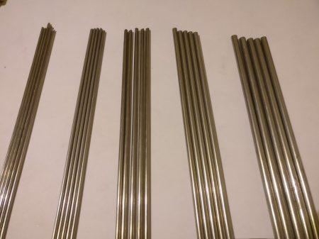 Rozsdamentes acél rúd 4mm