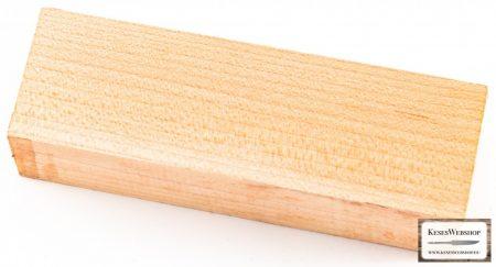 Juharfa kés markolat tömb