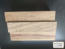 Bahia Rosewood knife handle block - thin