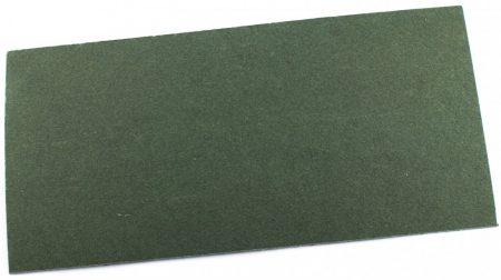 Vulcanfíber Sötétzöld 0,8 mm