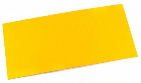 Vulcanfíber sárga 0,8 mm vulkanizált