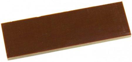 G10 Barna markolat pár 6,4mm