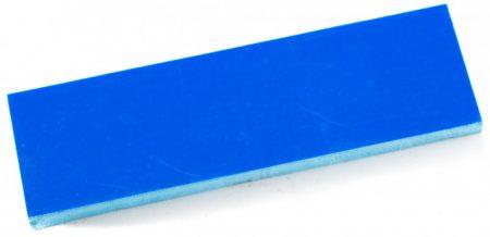 G10 Kék markolat pár 6,4mm