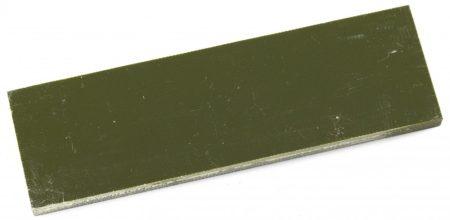 G10 Oliv markolat pár 6,4mm