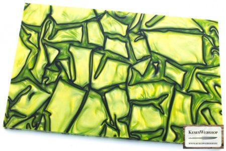 Kirintie Toxic Green tábla