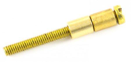 Loveless markolat csavar, réz 6.35mm 2db