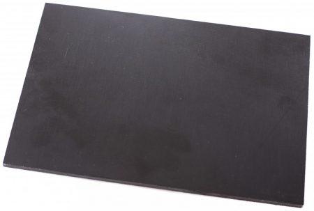 Micarta, fekete panel tábla, 3,5mm