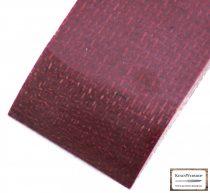 Juta Micarta, szilva panel pár, 9.5mm